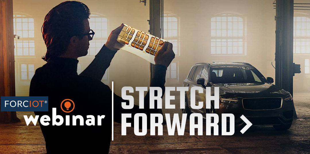 Stretch Forward, webinar series recordings